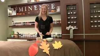 Mixology Monday - Yam & Pumpkin Enzyme Peel 5% & Soothing Chamomile Tonique - Eminence Organics Thumbnail