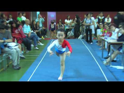 全港小學體操邀請賽 女子自由體操 35
