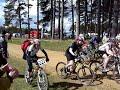 XC mountain bike racing - round 1, 2008 British NPS part 2