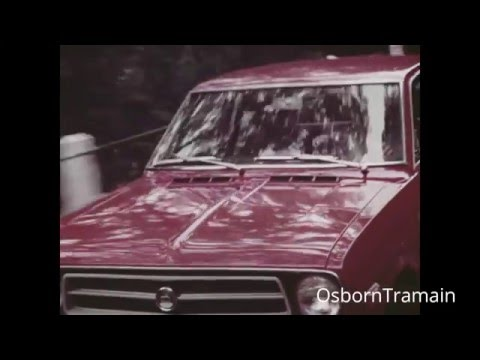 1971 Datsun 1200  Commercial -  Kennebunk Port Maine