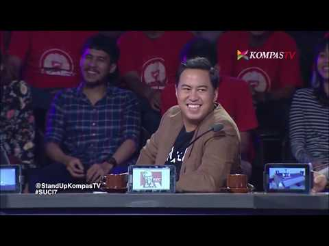 Ridwan Remin Roasting om Indro Warkop & Young Lex !!