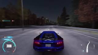 The Crew EP2| Driving a Lamborghini Aventador and an angry Camaro hits my car.