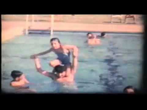 baba gurgur swiming pool 1960 كركوك   YouTube