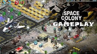Space Colony  Walkthrough Gameplay - Part 1 ( No Commentary )