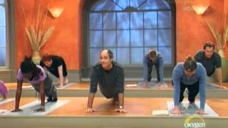 """Inhale"" yoga with Steve Ross, 2010-04-01"
