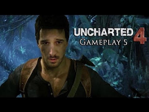 PIRATE ISLAND | Uncharted 4 - Gameplay 5 on Playstation 4