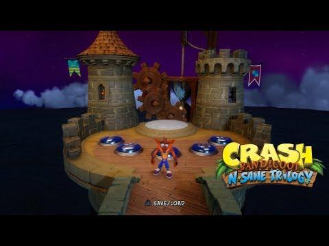 Crash Bandicoot  Warp Room
