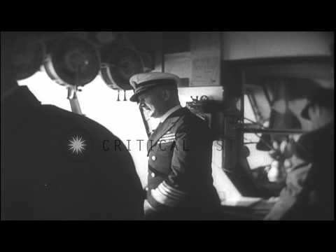 Admirals during fleet
