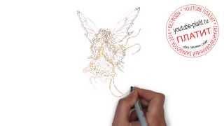 Учимся рисовать ангела   Как поэтапно нарисовать красивого ангела карандашом(как нарисовать ангела, как нарисовать ангела поэтапно, как нарисовать ангела карандашом, как нарисовать..., 2014-07-31T03:49:20.000Z)