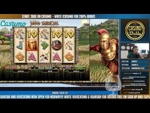 Casino slots from Live stream from 18th july with big win (casino games and Online slot) - 동영상