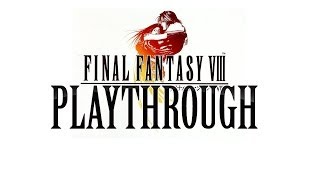 Final Fantasy VIII No Leveling Live Playthrough - 57: In Space