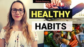 Healthy habits: 10 daily habits that has changed my life #dailyhabits #healtheryou #healthyhabits