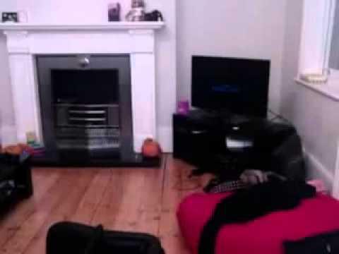 Dan Howell Falling Off His Chair - YouTube