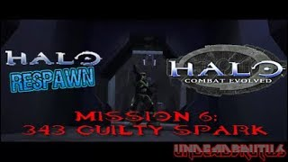 HALO RESPAWN:HALO CE:MISSION 6-343 GUILTY SPARK
