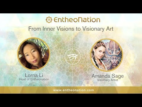 From Inner Visions to Visionary Art | Amanda Sage