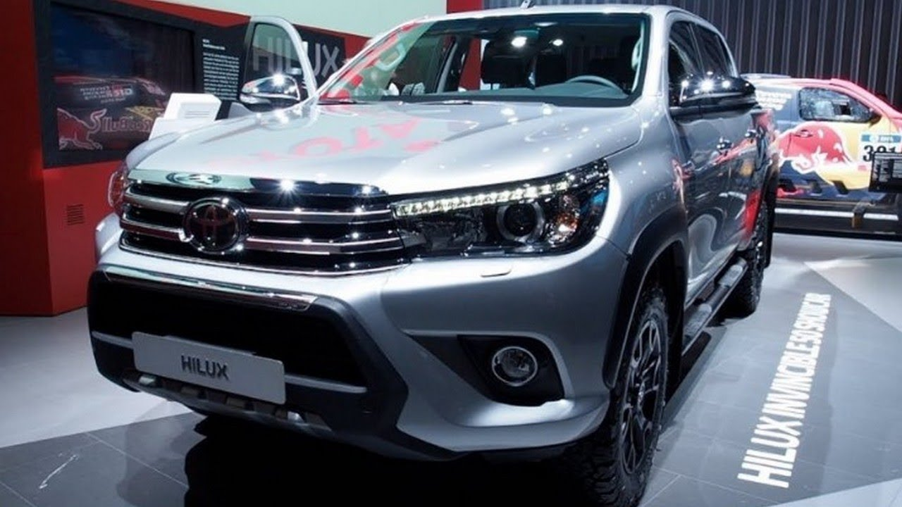 amazing the best 2019 toyota hilux 2019 toyota hilux 4x4 youtube. Black Bedroom Furniture Sets. Home Design Ideas