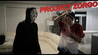 INSANE PROJECT ZORGO PRANK AT 3AM ON JAYSTATION!! (HE GOT SCARED)