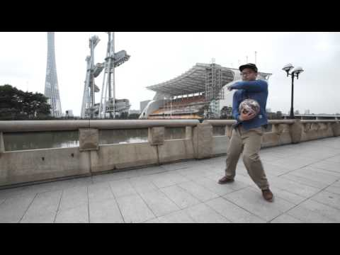 Inbattle--China Freestyle Basketball Brand--promotion video