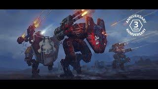 War Robots ►Мои лучшие бои ►Только победы   by Boroda Game