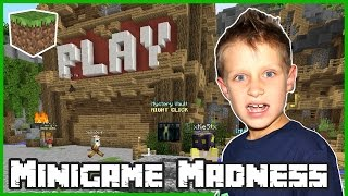 Minecraft Walking Dead
