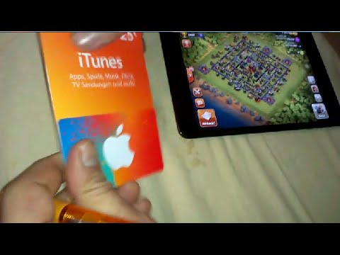 clash of clans giveaway 25 euro itunes karte youtube. Black Bedroom Furniture Sets. Home Design Ideas