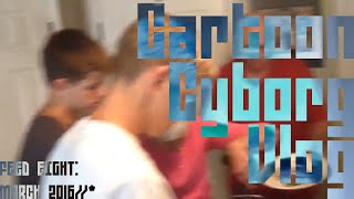 Cartoon Cyborg Vlog: Feed Eight, March 2016