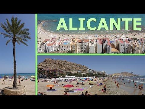 ALICANTE - SPAIN  4K