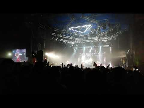 Apocalyptica - Nothing Else Matters (Plays Metallica by Four Cellos) live in Zaxidfest 16.08.2019