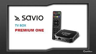 Savio TV Box Premium One (TB-P01) - czyli Smart TV w niezłej cenie