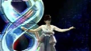 Karena Ku Sanggup by Agnes Monica @agnezmo in GlobalTV Anniversary 2010