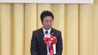 福岡市長高島宗一郎 西都小学校開校記念式典に出席しました