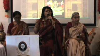 Yaava Janmada maitri singing by Vas Shashi on 11/15/15