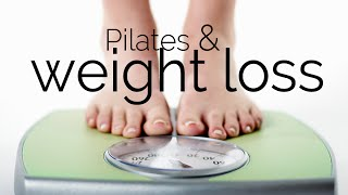 Pilates & weight loss