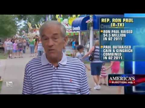 Ron Paul - Cut Foreign Aid - Unshackle Israel - Leave Iran Alone