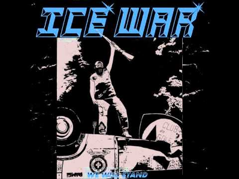 ice war - we will stand