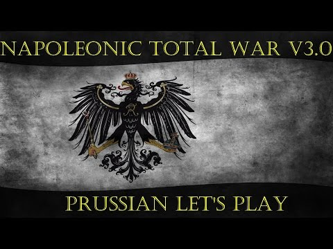 [Napoleonic Total War 3 v5.0] Prussia | Episode 1: The German Machine Sputters Into Life.