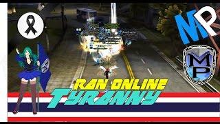 RAN Online TH Sv.Shinjuku Tyranny นักวิ่งตัวยง+จบได้นะแต่..ไม่ดีกว่า
