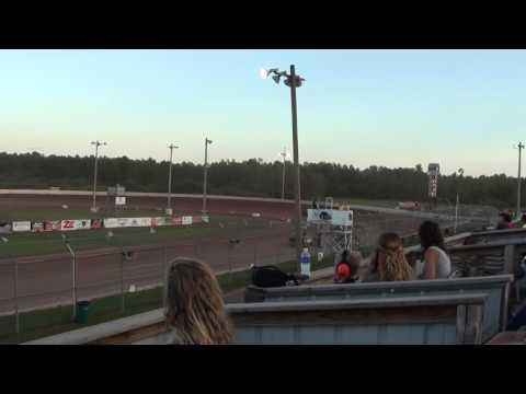 Neil Adamzak ABC Raceway 7-16-16 HEAT WIN