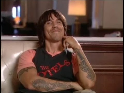 Interview with Anthony Kiedis from The Red Hot Chili Peppers