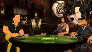 Poker Night 2 Launch Trailer