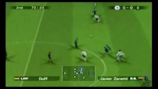 Pro Evolution Soccer 5 - Inter vs Chelsea 2/3