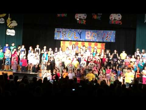 2015 Manoa Elementary School - BRAVE