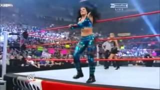 WWE Melina Paparazzi MV