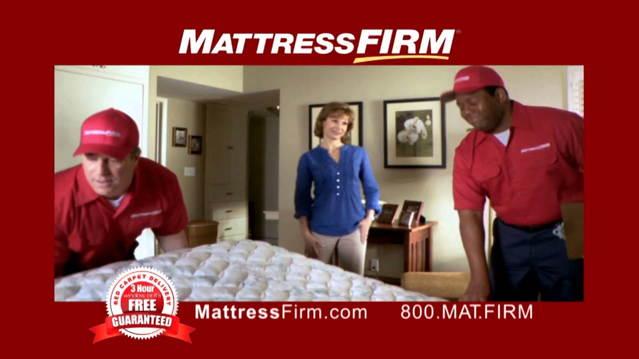 Mattress Firm TV commercial  Mississippi  YouTube