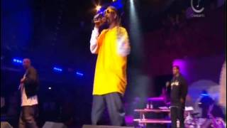 Snoop Dogg - Jump around Live