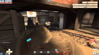 Team Fortress 2 Gameplay: Spy