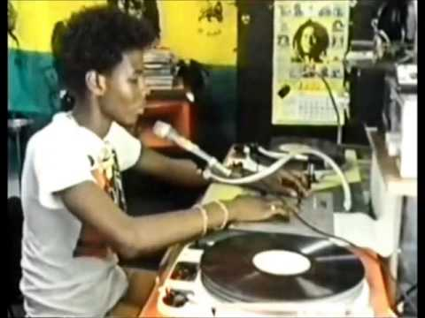 Ranking Miss P - DBC radio - early 80s