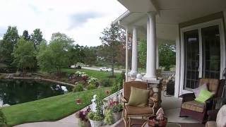Hudson Ohio Neighborhood Home for Sale with own Private Lake