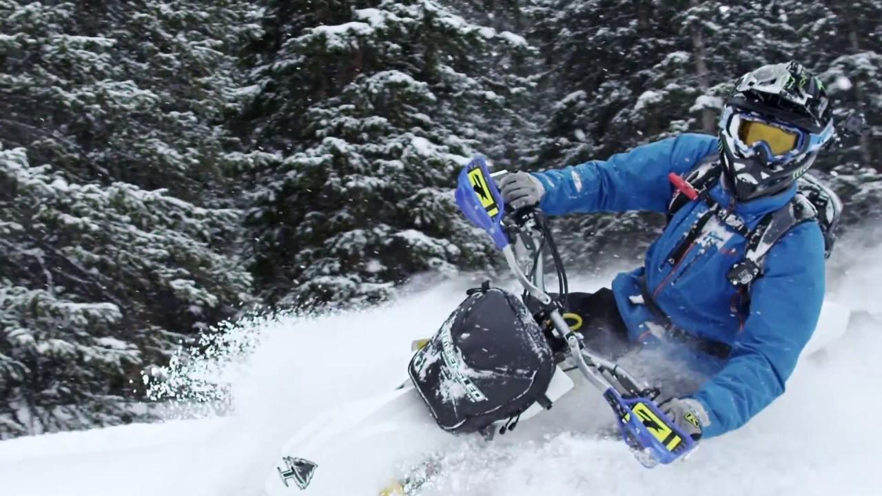 Webisode Burandt S Backcountry Adventure Timbersled