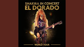 Tú (El Dorado World Tour Live)